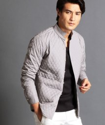 MONSIEUR NICOLE/中綿入りキルティングシャツジャケット/500535012