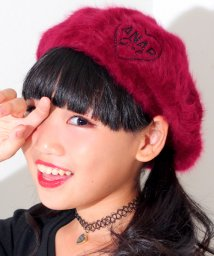 ANAP GiRL/モヘアベレー帽/500520259