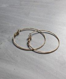 phoebe/ツイストラインフープイヤリング/500527710