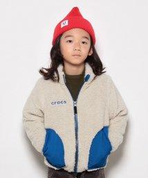 crocs(KIDS WEAR)/CROCSボアジャケット/500514262