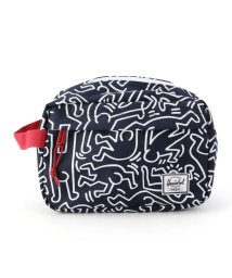 SHIPS JET BLUE/Herschel Supply×Keith Haring: CAPTER ポーチ/500546362
