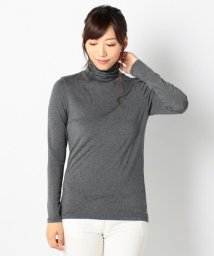 ICB(LARGE SIZE)/【洗える】High Necked Jersey カットソー/500551459