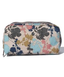 LeSportsac/RECTANGULAR COSMETIC オーチャードブルーム/LS0019078