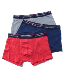 TOMMY HILFIGER MENS/【WEB限定】3‐PACK COTTON STRETCH TRUNKS/001661718