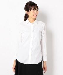 NIJYUSANKU/【洗える!】Cancliniシャーティング シャツ/500552068