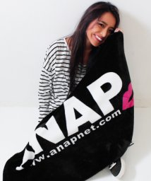 ANAP/ANAPロゴリップブランケット/500526915