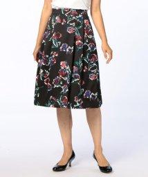 NOLLEY'S sophi/ペイントフラワースカート/500543445