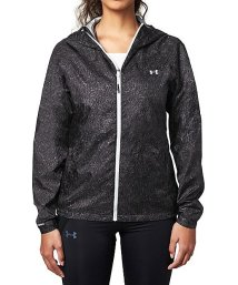 UNDER ARMOUR/アンダーアーマー/レディス/UA WOVEN PRINTED HOODIE/500557635