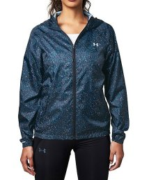 UNDER ARMOUR/アンダーアーマー/レディス/UA WOVEN PRINTED HOODIE/500557637