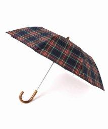Spick & Span/【TraditionalWaetherWear】チェック折りたたみ傘/500558315