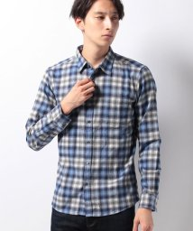 SSENTIAL GARMENT MEN'S BIGI/チェックシャツ/500534173
