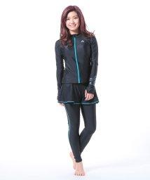 VacaSta Swimwear/【REEBOK】無地長袖セパレーツ水着/500526956