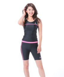 VacaSta Swimwear/【REEBOK】無地タンキニ/500526957