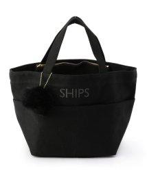 SHIPS WOMEN/ポケットトートバッグ/500563016