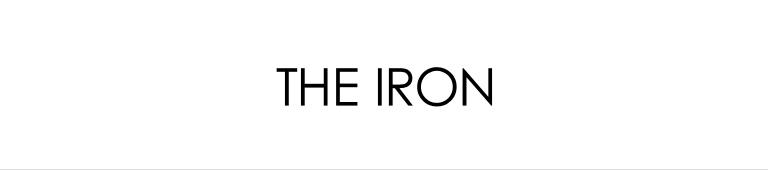 THE IRON(アイロン)