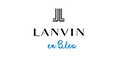 LANVIN en Bleu(accessories)