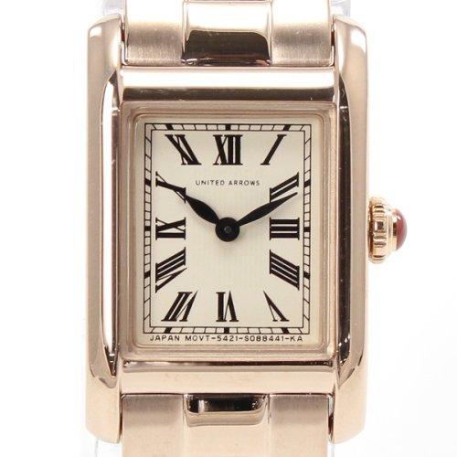 UNITED ARROWS(ユナイテッドアローズ)/UAB スクエア メタル 腕時計/17436990638_img13