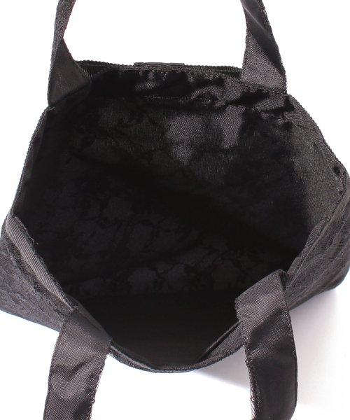 BLACK GALLERY(ブラックギャラリー)/【ブラックフォーマル・喪服・礼服・葬式・入学式・卒業式・セレモニー・七五三・お受験】日本製 レースが美しいシンプルフォーマルサブバッグ/WB1008_img06