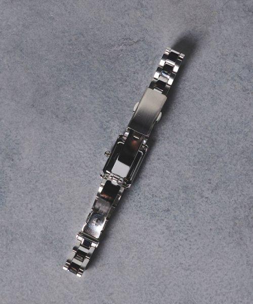UNITED ARROWS(ユナイテッドアローズ)/UAB スクエア メタル 腕時計/17436990638_img02