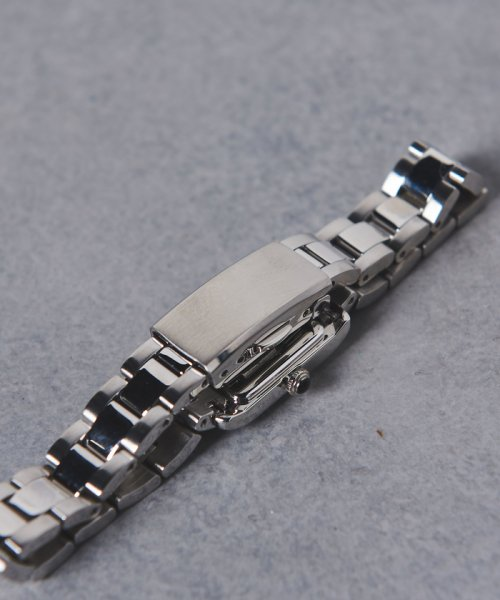 UNITED ARROWS(ユナイテッドアローズ)/UAB スクエア メタル 腕時計/17436990638_img04