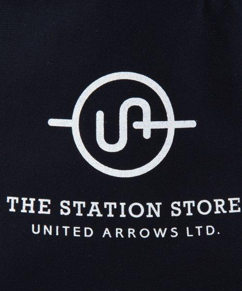THE STATION STORE UNITED ARROWS LTD.(ザ ステーション ストア ユナイテッドアローズ)/<ST>カラー ロゴ トートバッグ S/69326990233_img03
