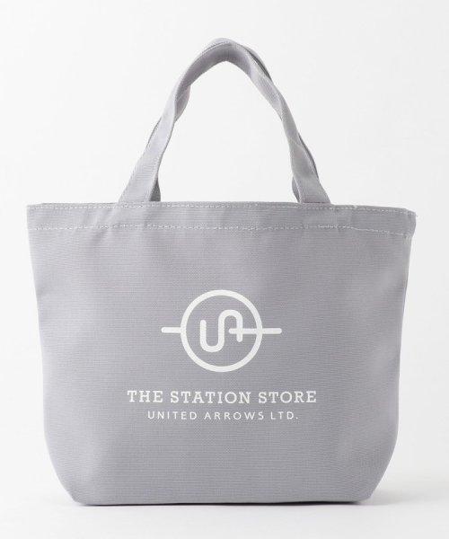 THE STATION STORE UNITED ARROWS LTD.(ザ ステーション ストア ユナイテッドアローズ)/<ST>カラー ロゴ トートバッグ S/69326990233_img05