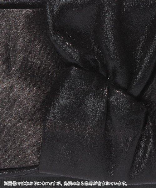 PI(ピーアイ)/【VIA DEMIZON DOUX ビアデミゾンドゥ】ビックリボンクラッチ&ショルダーバッグ/1208565_img07