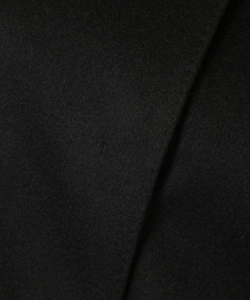 TOMORROWLAND collection(TOMORROWLAND collection)/ピュアカシミヤ ベルト付きノーカラーコート/13085508302_img08