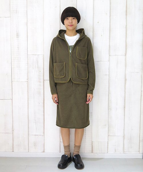 ZUCCa(ズッカ)/(D) Basic Fleece/ZU61JG918_img02