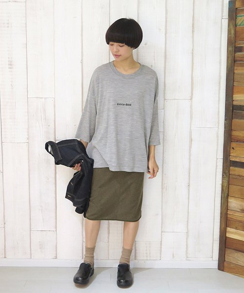 ZUCCa(ズッカ)/(D) Basic Fleece/ZU61JG918_img04
