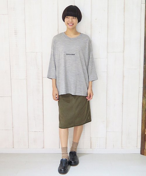 ZUCCa(ズッカ)/(D) Basic Fleece/ZU61JG918_img05