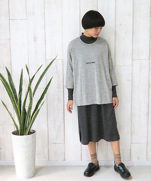 ZUCCa(ズッカ)/ZUCCa / (D) Basic Soft Jersey / ワンピース/ZU61JH917_img03