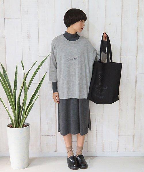 ZUCCa(ズッカ)/ZUCCa / (D) Basic Soft Jersey / ワンピース/ZU61JH917_img04