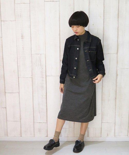 ZUCCa(ズッカ)/ZUCCa / (D) Basic Soft Jersey / ワンピース/ZU61JH917_img05