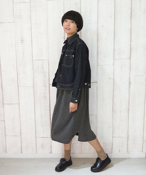 ZUCCa(ズッカ)/ZUCCa / (D) Basic Soft Jersey / ワンピース/ZU61JH917_img06
