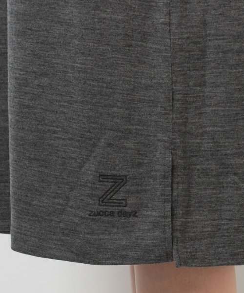 ZUCCa(ズッカ)/ZUCCa / (D) Basic Soft Jersey / ワンピース/ZU61JH917_img11