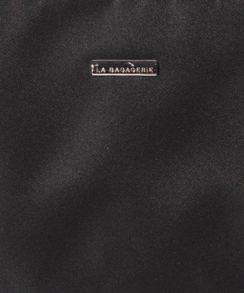 LA BAGAGERIE(ラ バガジェリー)/ナイロン×エナメル A4トート/B610201_img05
