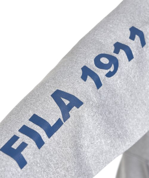 FILA(フィラ)/杢リバーメッシュフルジップパーカー/416612_img04