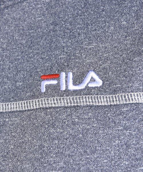 FILA(フィラ)/杢リバーメッシュフルジップパーカー/416612_img08