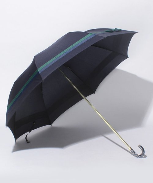 pink trick(ピンクトリック)/雨晴兼用 折傘 (UVカット&軽量) バイカラー/81070_img01