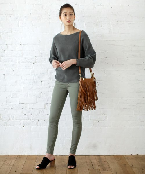 AZUL by moussy(アズールバイマウジー)/【吸水速乾】A Perfect Skinny 3/2509SY310090_img04