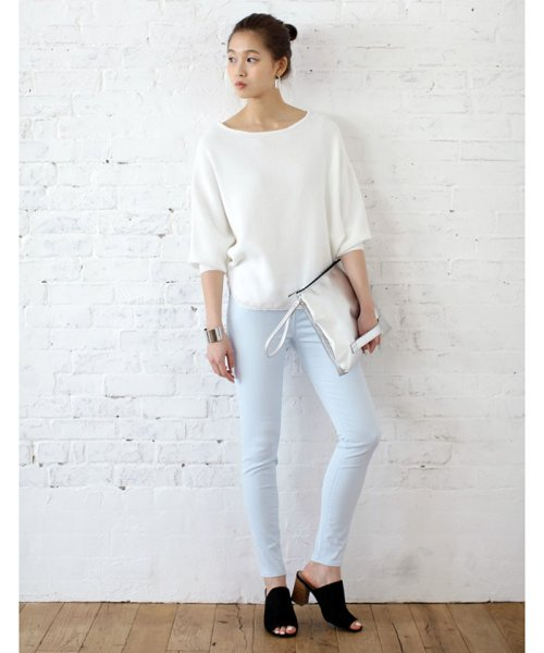AZUL by moussy(アズールバイマウジー)/【吸水速乾】A Perfect Skinny 3/2509SY310090_img05