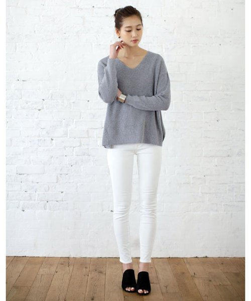 AZUL by moussy(アズールバイマウジー)/【吸水速乾】A Perfect Skinny 3/2509SY310090_img06