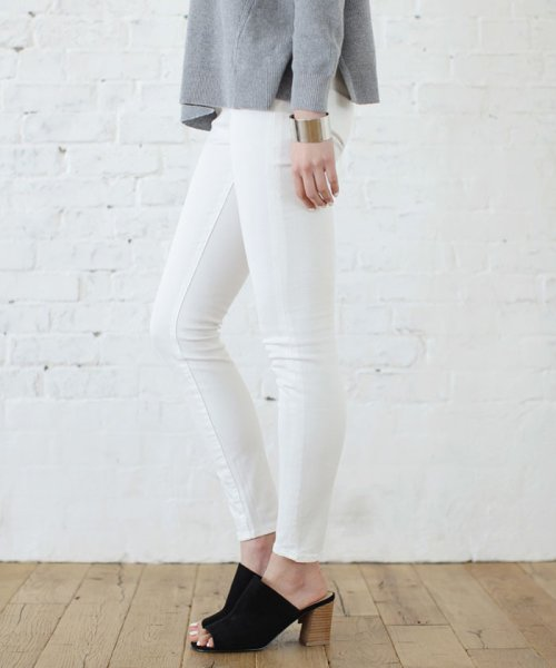 AZUL by moussy(アズールバイマウジー)/【吸水速乾】A Perfect Skinny 3/2509SY310090_img07