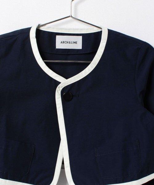 ARCH&LINE(アーチアンドライン)/SWIM CLOTH BORELO/AL611708_img02