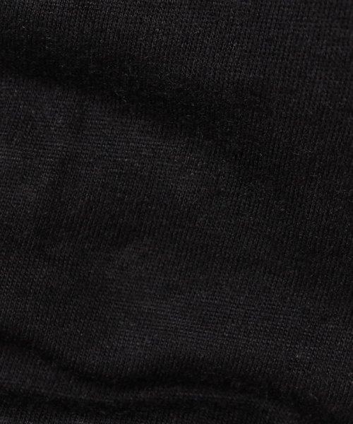 WEGO(ウィゴー)/WEGO/リネンモダールVネックTシャツ/BS16SM04L006_img05