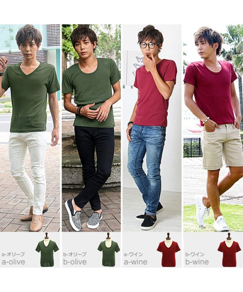 improves(インプローブス)/【IMP】T/Cフライス半袖Tシャツ/95185_img08