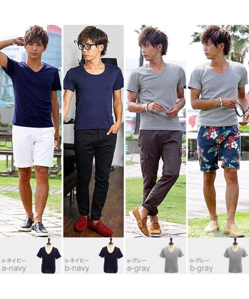 improves(インプローブス)/【IMP】T/Cフライス半袖Tシャツ/95185_img09