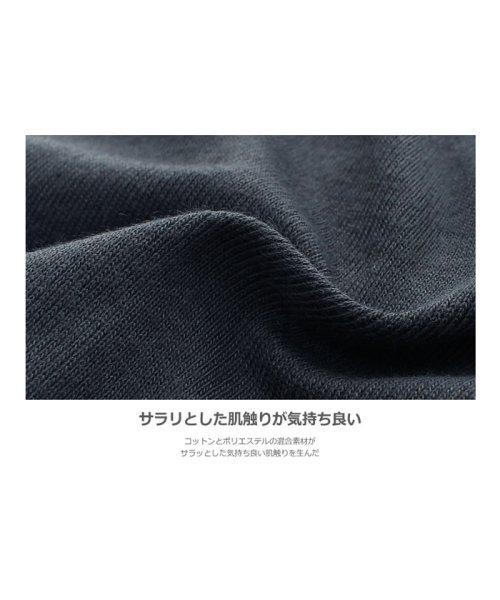 improves(インプローブス)/【IMP】T/Cフライス深Vネック半袖Tシャツ/97843_img03