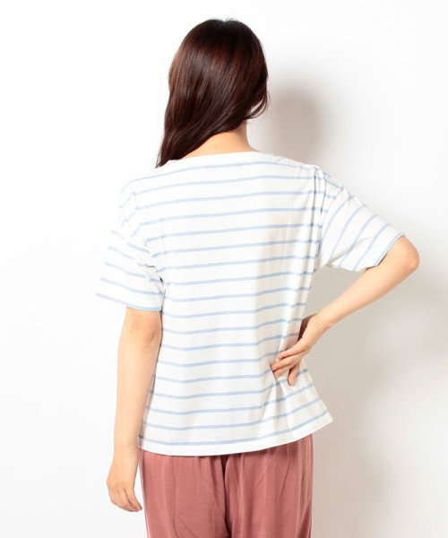 URBAN RESEARCH OUTLET(アーバンリサーチ アウトレット)/【UR】60/2天竺ボーダーTシャツ  【アーバンリサーチ】/UR6521S001_img27